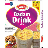 Aachi Badam Drink Mix - 200 Gm [Buy 1 Get 1 Free]