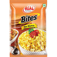 Real Bites Sev Mamra - 400 Gm