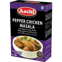 Aachi Pepper Chicken Masala - 200 Gm
