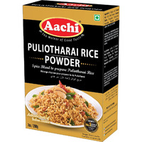 Aachi Puliotharai Rice Powder - 200 Gm