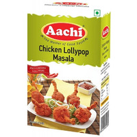 Aachi Chicken Lollypop Masala - 200 Gm