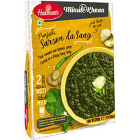Haldiram's Ready To Eat Punjabi Sarson Da Saag - 300 Gm