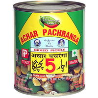 Pachranga Mixed Pickle - 800 Gm