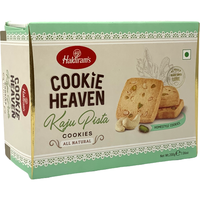 Haldiram's Cookie Heaven Kaju Pista Cookies - 200 Gm