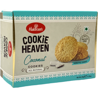 Haldiram's Cookie Heaven Coconut Cookies - 180 Gm