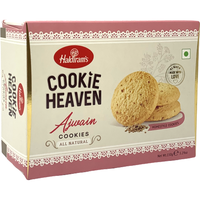 Haldiram's Cookie Heaven Ajwain Cookies - 150 Gm