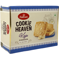 Haldiram's Cookie Heaven Kaju Cookies - 200 Gm