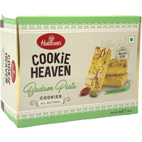 Haldiram's Cookie Heaven Badam Pista Cookies - 200 Gm