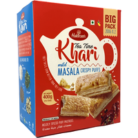 Haldiram's Tea Time Khari Mild Masala - 400 Gm