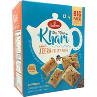 Haldiram's Tea Time Khari Zeera - 400 Gm