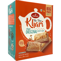 Haldiram's Tea Time Khari Classic Original - 400 Gm