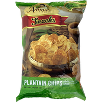 Amma's Kitchen Plantain Chips - 200 Gm