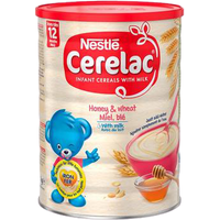 Nestle Cerelac Honey And Wheat With Milk - 400 Gm