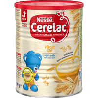 Nestle Cerelac Wheat With Milk - 400 Gm
