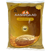 Aashirvaad Whole Wheat Atta - 10 Lb