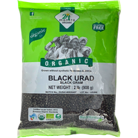 24 Mantra Black Urad - 2 lb