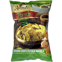 Ammas Banana Chips Pepper Masala - 7 Oz