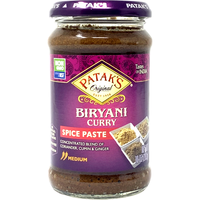 Pataks Biryani Curry Paste - 10 Oz