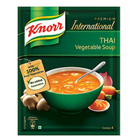 Knorr Thai Vegetable Soup - 46 Gm