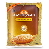 Aashirvaad Whole Wheat Flour - 4 Lb