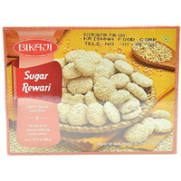 Bikaji Sugar Rewari - 400 Gm