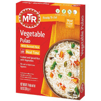 MTR Ready To Eat Vegetable Pulao - 250 Gm