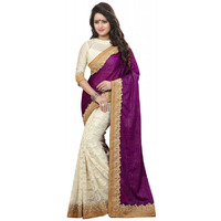 Aadya Couture Party Wear Multicolour Color Saree