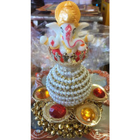 Decorative Murti of Ganesh ji (7 Inch)