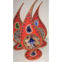 Pan Shape Decorative Ganesh