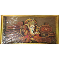 3D Ganesha Vastu Shastra with Key Holder