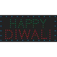 Happy Diwali Banner ...