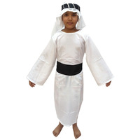 KFD Arabian shaikh Traditional Wear fancy dress for kids,Global Costume for annual function/Theme Party/Competition/Stage Shows Dress