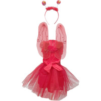 KFD Butterfly Girl fancy dress for kids,Insect Costume for School Annual function/Theme Party/Competition/Stage Shows Dress