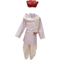 KFD Bal Gangadhar Tilak fancy dress for kids,National Hero/freedom figter Costume for Independence Day/Republic Day/Annual function/Theme Party/Competition/Stage Shows Dress