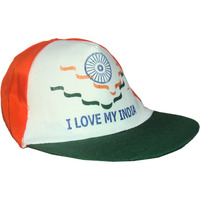 KFD Tri Color Cap fancy dress for kids,Western Costume for Annual function/Theme Party/Competition/Stage Shows/Birthday Party Dress