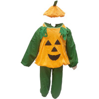 KFD Pumpkin fancy dress for kids,Vegetables Costume for School Annual function/Theme Party/Competition/Stage Shows Dress