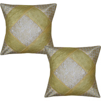 Indian Silk Cushion  ...