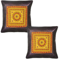 2 Pcs Silk Cushion C ...