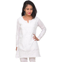 Pure Cotton Tunic To ...