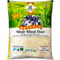 24 Mantra Organic Whole Wheat Flour - 2.2 Lb
