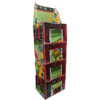 Love Baby Chotoo Motu Tall Cupboard 4 Step - DKBC07 Red