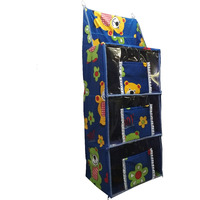 Love Baby Teddy Bear Cupboard 3 Step - DKBC10 Navy