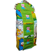 Love Baby Compact Laundry Bag 3 Step - DKBC 09 Green