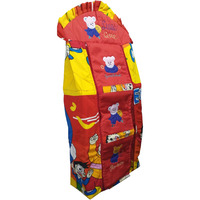 Love Baby Compact Laundry Bag 3 Step - DKBC 09 Red
