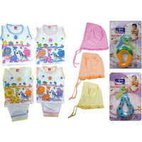 Love Baby Organic Clothing Ink Combo Set - BC16