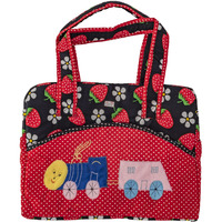 Love Baby Diaper Bag Multi-Utility Wire Bag - DBB11 Red
