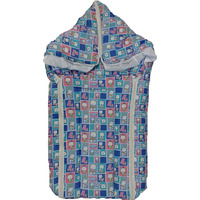 Love Baby Double Chain Sleeping Bag  - 494 Blue