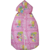 Love Baby Sleeping Bag With Zip - 501 Pink