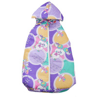 Love Baby Sleeping Bag With Zip - 501 Purple