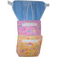 Love Baby Pocket Diaper - 534 L Combo